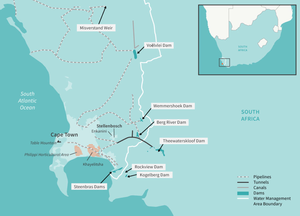 The many layers of Cape Town's water crisis | Rethink