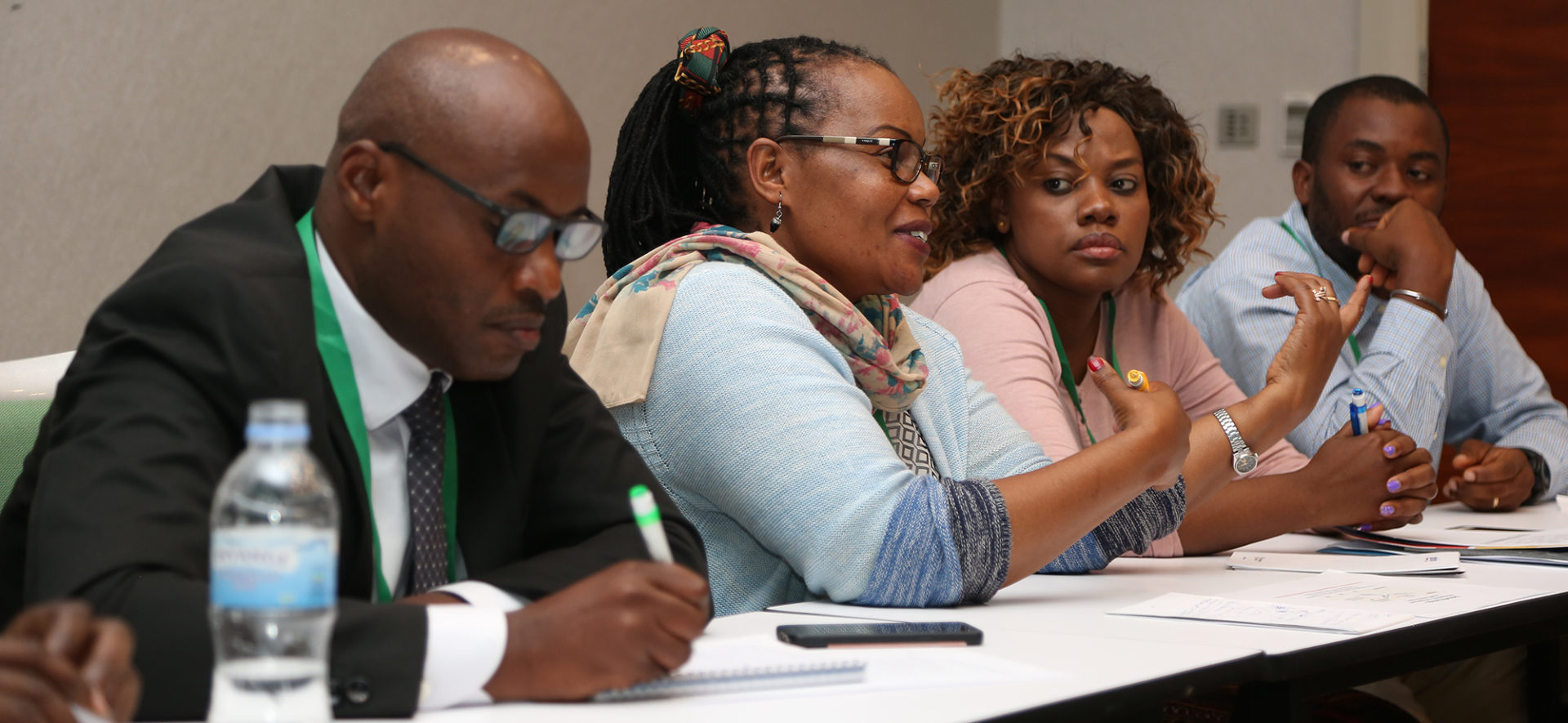 The first African Dialogue on The World in 2050 (TWI2050) took place in Kigali, Rwanda, in August 2017. Photo courtesy of SwedBio.